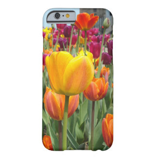 Tulpen in iPhone 6 van de Wind hoesje
