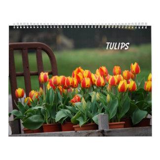 Tulpen Kalender