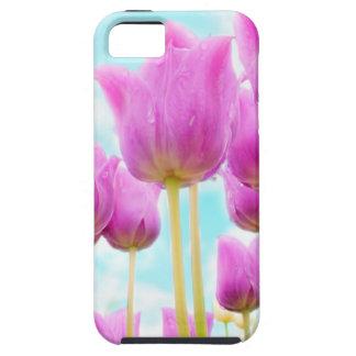 tulpen tough iPhone 5 hoesje