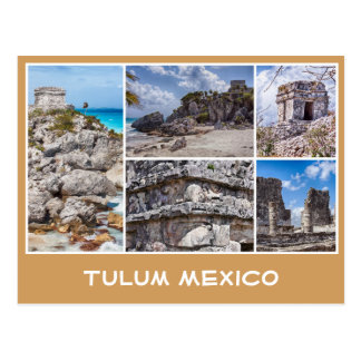 Tulum, het briefkaart van Mexico