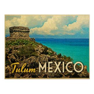 Tulum Mexico Briefkaart