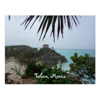 tulummexico, Tulum, Mexico Briefkaart