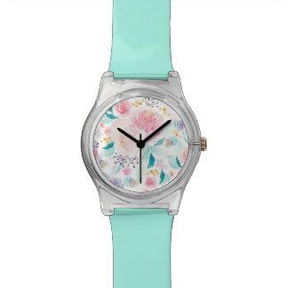 Turkoois horloge