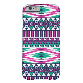 Turkoois stammen barely there iPhone 6 hoesje