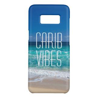 Turkooise Water van het Strand van Vibes van Carib Case-Mate Samsung Galaxy S8 Hoesje