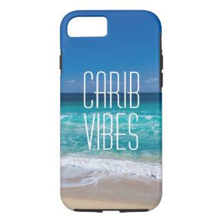 Turkooise Water van het Strand van Vibes van Carib iPhone 8/7 Hoesje