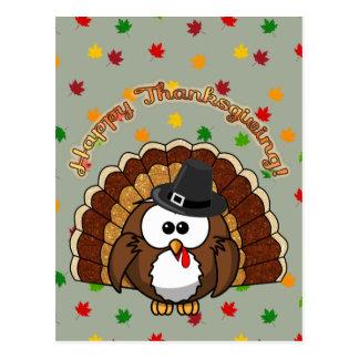 turkowl - de kaarten van de Thanksgiving en meer