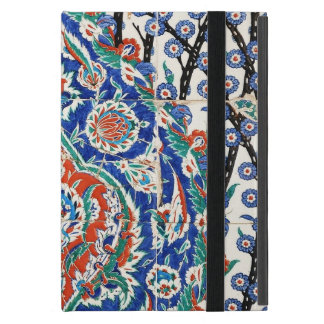 Turkse bloementegels iPad mini cases