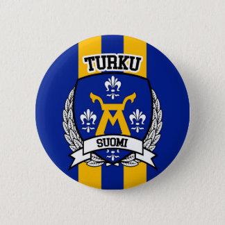 Turku Ronde Button 5,7 Cm