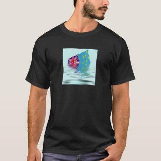 Tuvalu sinking - Global warming T Shirt