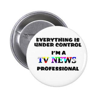 TV PRO RONDE BUTTON 5,7 CM