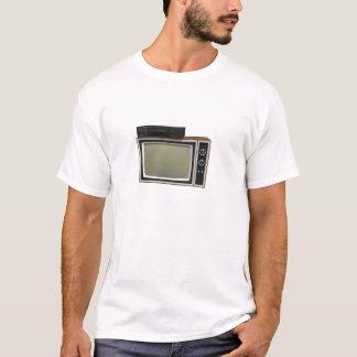 TV van de de jaren '80Stijl en video: 3D Model T Shirt