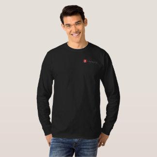 TWC zwart lang sleevet-shirt T Shirt