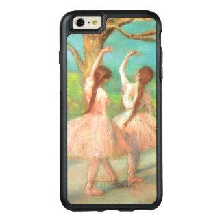 Twee Ballerina's door Edgar Degas OtterBox iPhone 6/6s Plus Hoesje