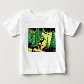 Twee Elanden in het Zonlicht Baby T Shirts