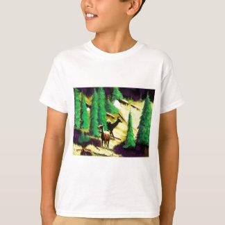 Twee Elanden in het Zonlicht T Shirt