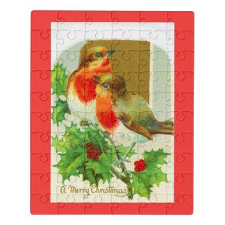 Twee robins