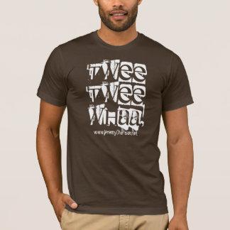 Twee Twee Whaa! , www.jeremyDwilson… - Aangepast T Shirt