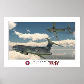 Twee van een Soort: Martin XB-51 (2) Poster