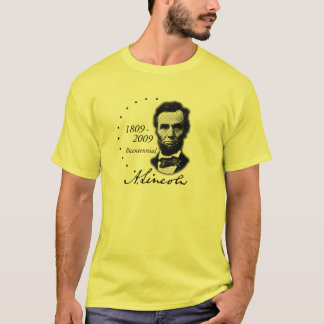 Tweehonderdjarig (Abe) Abraham Lincoln T Shirt