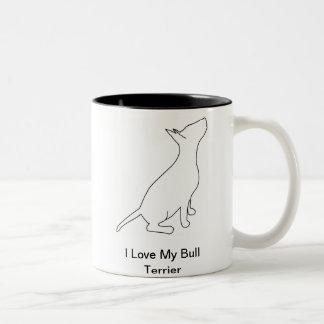 Bull terrier huis keuken huisdieren producten online bestellen - Tweekleurige keuken ...