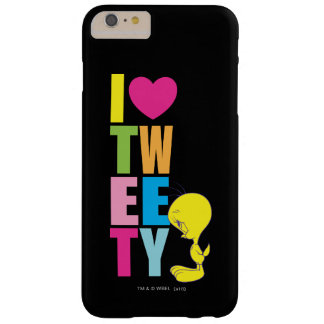 Tweety I hart Tweety Barely There iPhone 6 Plus Hoesje