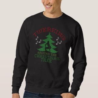 Twerkin rond de Sweater van de Kerstboom