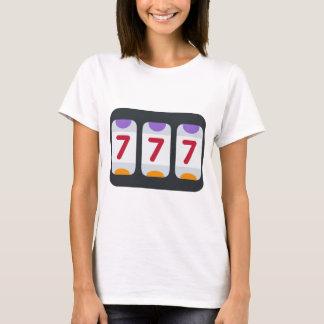 Twitter Emoji - Lucky 7 T Shirt