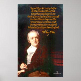 Tyger door William Blake Poster