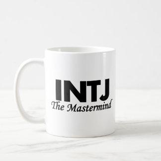 Type van persoonlijkheid INTJ| het Genie Koffiemok
