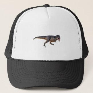 Tyrannosaurus-Rex met Gele Kleuring Trucker Pet