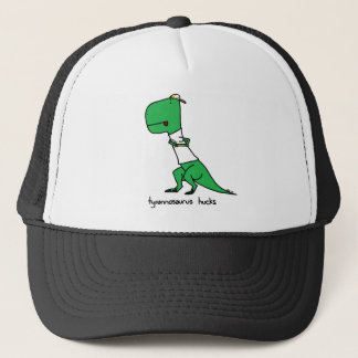 tyrannosaurussen hucks trucker pet