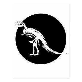 Tyrannosaurussen Rex Briefkaart