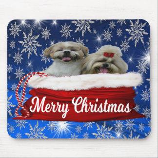 Tzu Mousepad, Kerstmis van Shih Muismat