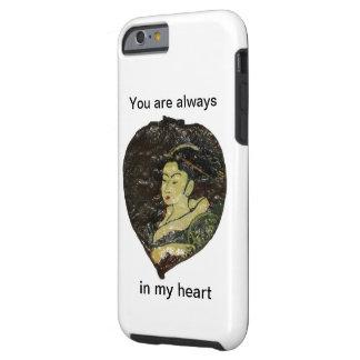 U bent altijd in mijn hart tough iPhone 6 hoesje