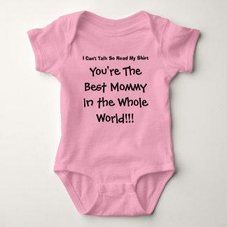 U bent de Beste Mama in de Gehele Wereld Romper