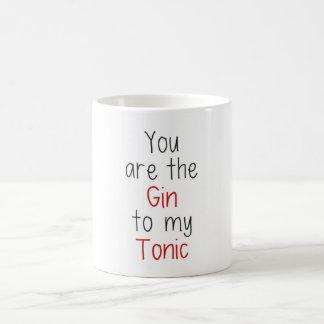 U bent de Jenever aan mijn Tonicum Koffiemok