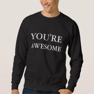 U bent GEWELDIGE! Sweatshirt