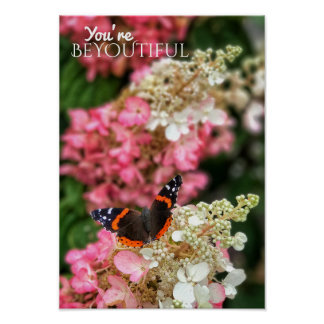 U bent Poster BeYOUtiful