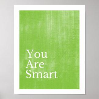 U bent Slim Poster