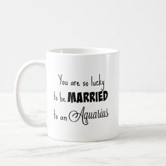 U bent zo gelukkig om aan een Waterman worden Koffiemok