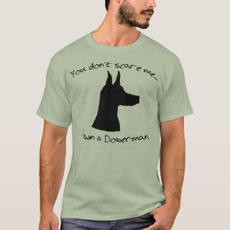 U doet schrikken me niet, bezit ik een Overhemd T Shirt
