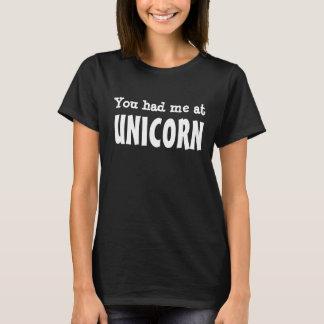 U had me bij EENHOORN T Shirt