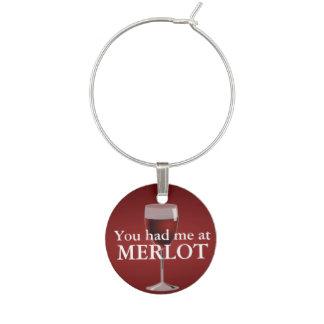 Vind hier de leukste wijn charms en personaliseer met kleur, design of stijl