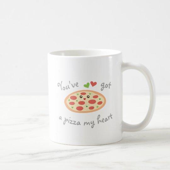 U hebt een Pizza Mijn Woordspeling van de Liefde Koffiemok