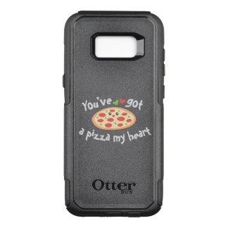 U hebt een Pizza Mijn Woordspeling van de Liefde OtterBox Commuter Samsung Galaxy S8+ Hoesje