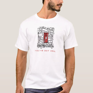 U hebt POST T Shirt