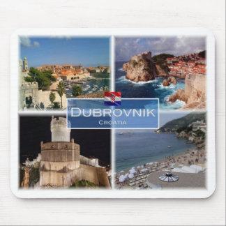 U Kroatië - Dubrovnik - Muismat