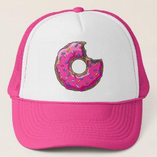 U kunt geluk maar geen doughnut kopen trucker pet