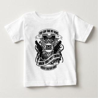 U kunt mijn Pistolen nemen Baby T Shirts